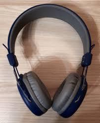 Обзор на <b>Наушники ROMBICA mysound</b> BH-03 2C синий