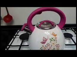 <b>Чайник</b> со свистком <b>Agness</b> - YouTube