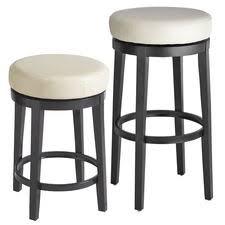 stratmoor ivory swivel bar counter stool bar stools counter pier 1