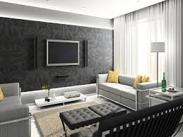 room elegant wallpaper bedroom: vintage wallpaper living room elegant patterns masculine look