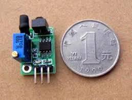 5pcs Infrared digital obstacle avoidance sensors / ultra-small, <b>3</b> ...