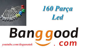 Banggood <b>160 Pcs 3mm LED Diodes</b> Yellow Red Blue Green Light ...