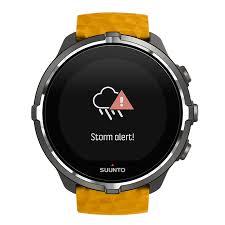 <b>Suunto Spartan Sport</b> Wrist HR Baro Amber — мультиспортивные ...