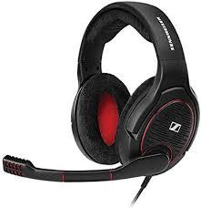 <b>Sennheiser G4ME ONE</b> PC Gaming Headset <b>Black</b> 1.3: Headsets ...