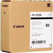 <b>Canon PFI</b>-<b>307BK Black</b> Ink Tank | BlueDogInk.com