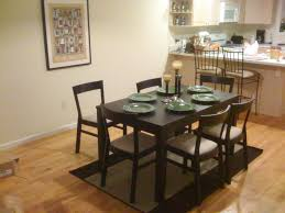 dining table sets chairs bjursta