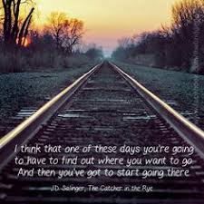 Railway and quotes on Pinterest | Railroad Tracks, Track and Trains via Relatably.com