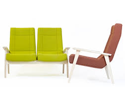 lomo one and two seater bark furniture