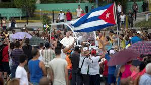 Resultado de imagen para fotos del papa en misa en cuba