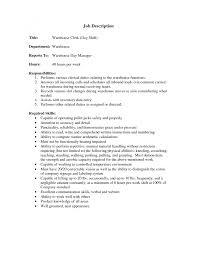 cover letter receiving supervisor jobs receiving supervisor jobs cover letter warehouse clerk job description resume administrative warehouse for xreceiving supervisor jobs large size