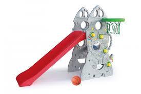 <b>Горка</b> BabyOne <b>Ching</b>-<b>Ching Ракета</b> SL-18 - Акушерство.Ru