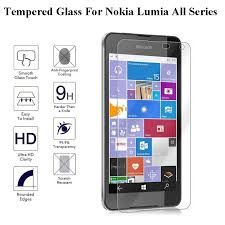 2.5D <b>9H Screen Protector Tempered</b> Glass For Nokia Lumia 535 ...