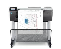 <b>HP DesignJet T830 24-in</b> Multifunction Printer