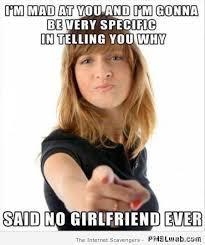 23-said-no-girlfriend-ever-meme | PMSLweb via Relatably.com