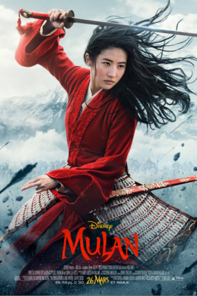 Download Mulan (2020) Dual Audio {Hindi-Chinese} BluRay 480p [300MB] | 720p [800MB]