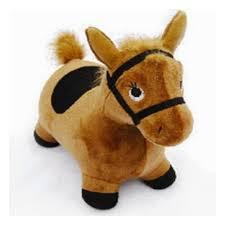 <b>Игрушка</b>-<b>прыгун</b> НАША ИГРУШКА Лошадь, коричневый — купить ...