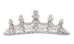 <b>DIAMOND TIARA</b>, MOUAWAD [鑽石頭冠, Mouawad]   Magnificent ...