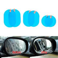 Автомобильное Зеркало окно прозрачная <b>пленка</b> анти туман ...