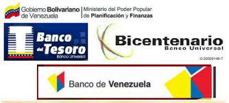 Resultado de imagen para imagenes BANCOS DE VENEZUELA