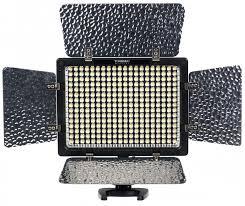<b>Накамерный свет</b> светодиодный <b>Yongnuo YN</b>-300 II <b>LED</b> купить в ...