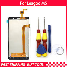 <b>New original</b> Touch Screen LCD Display LCD Screen For Leagoo ...