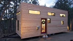 Couple builds tiny house for US  k  releases plansHome is a tiny house that cost just US  k in total to build