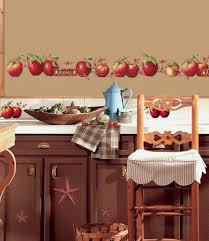 fruit kitchen decor