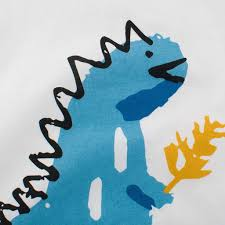 Toddler Baby Boys Cartoon Dinosaur Print Button ... - Amazon.com