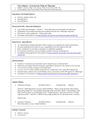 doc resume format word doc my in ms now