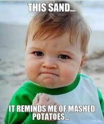 No More Mashed Potato! | Golf Magazine News & Forum | bunkered ... via Relatably.com