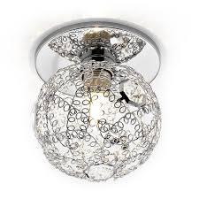 Встраиваемый <b>светильник Ambrella light</b> Desing <b>D1002</b> CH ...
