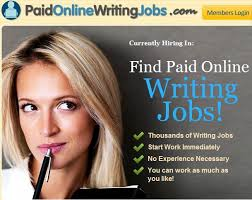 online writing jobs   essay writing services in the united states best and largest freelance writing company   over hundred offers of writing jobs dailyfreelance writing jobs is a leading network and community for