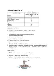 Resultado de imagem para IMAGENS DE RECEITAS DE MACARRÃO CONCHINHAS