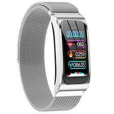 <b>AK12 Smart bracelet Color</b> Screen Ip67 Waterproof Women's Watch ...