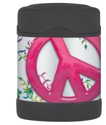 <b>Термос</b> для еды <b>Thermos Funtainer</b> Peace F3000PC6... — купить ...