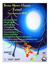 snow moon classic futsal tour nt snow moon futsal classic tour nt 2016