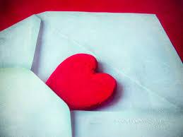 Resultado de imagem para coração fada carta