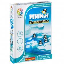 <b>Мини</b>-<b>пингвины Bondibon</b> купить развивающую <b>игру</b> / игрушку ...