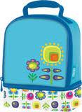 <b>Термосумка детская Thermos</b> Floral Dual (голубая)