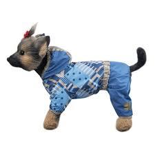 """Купить <b>Комбинезон для собак Yoriki</b> """"Дизель"""", для мальчика, цвет ..."""
