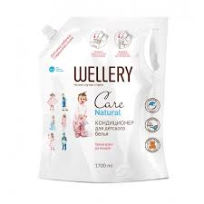 <b>Care</b> Natural <b>Кондиционер</b> для детского белья 1.7 л <b>Wellery</b> ...