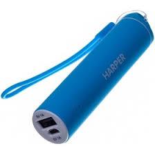 <b>Внешний аккумулятор Harper PB-2602</b> Blue в интернет-магазине ...
