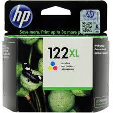 Оригинальный картридж <b>HP CH564HE</b> (№<b>122XL</b>) (трехцветный ...