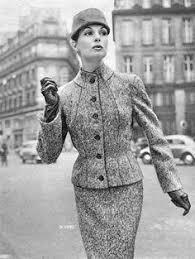 """1963 <b>Pierre Balmain suit</b>   """"Balmain"""" Fashion house   <b>Мода</b>, Ретро и ..."""