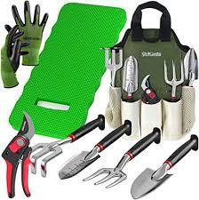 8-Piece Gardening Tool Set-Includes EZ-Cut Pruners ... - Amazon.com