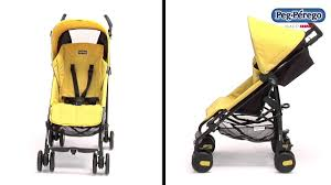 <b>Lightweight Stroller</b> - Pliko <b>Mini</b> by Peg Perego - YouTube
