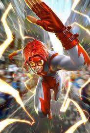 <b>Impulse</b>/Kid Flash/Bart Allen