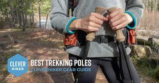 7 Best Trekking Poles of 2019 — CleverHiker