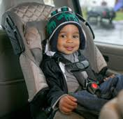 Child <b>Passenger</b> Safety Law