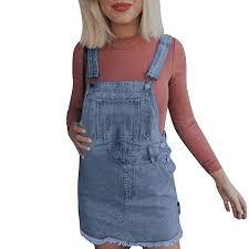 EINCcm <b>Womens Summer</b> Mini Dress, Adjustable <b>Strap</b> Casual ...